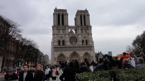 Waiting for Notre Dame