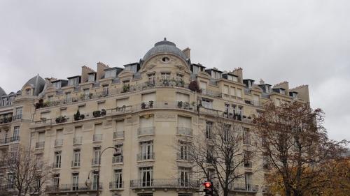 Avenues Henri Martin/Maria Callas/Georges Mandel