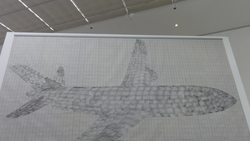 documenta 13, aeroplane