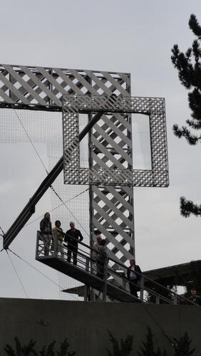 documenta 13, Rahmenbau