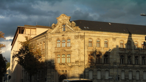 In Bayreuth