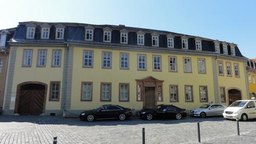 Weimar, Goethe Wohnhaus