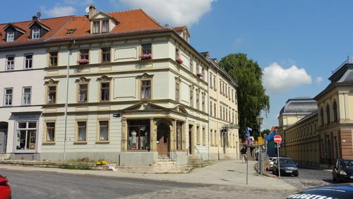 "Weimar, ""Burg"""