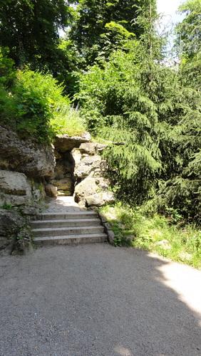 Park an der Ilm, Nadelöhr