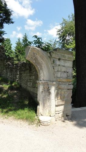 Weimar, Park an der Ilm, Künstliche Ruine