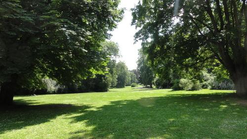 Weimar, Park an der Ilm
