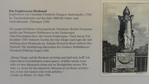 Weimar, Park an der Ilm, Römisches Haus