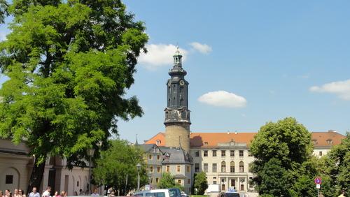 Weimar, Altstadt