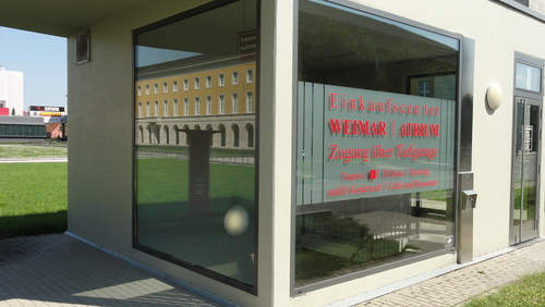 Weimar, Nazi Gau-Forum