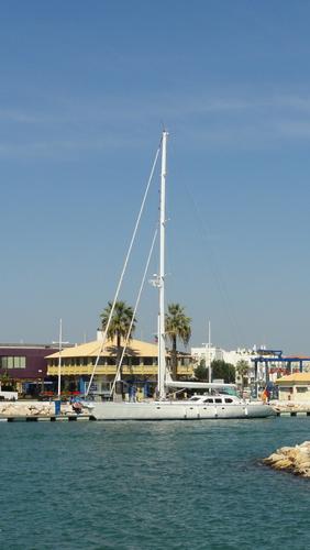Vilamoura Sailing Ship