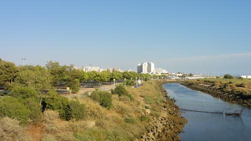 Vilamoura: Quarteira River