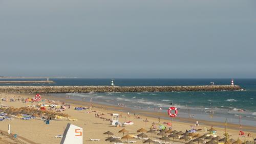 Vilamoura: Western Beach / Praja da Falésia