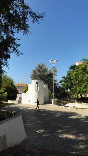 Vilamoura: Fake Castle