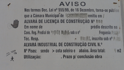 Vilamoura Ruin License