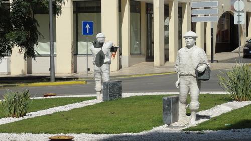 Quarteira Sculptures