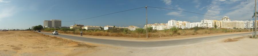 End of Quarteira