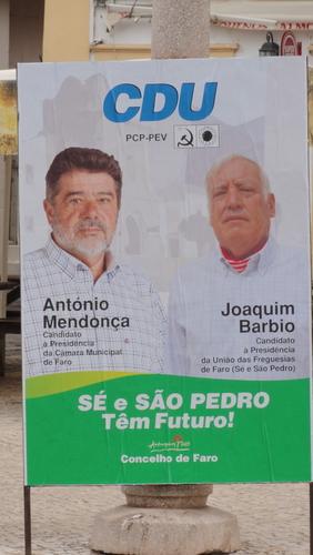 CDU Portugese