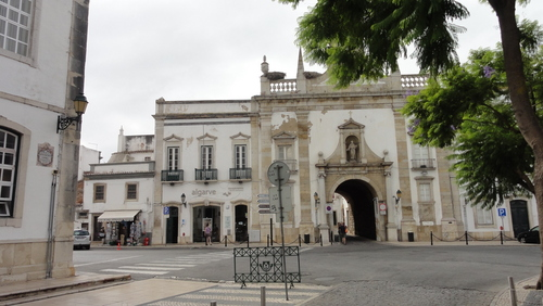 Faro, Old Town Portal