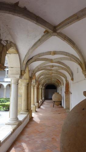 Faro, Archeological Museum, Cloister