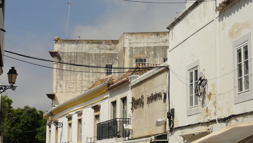 Faro, New Town