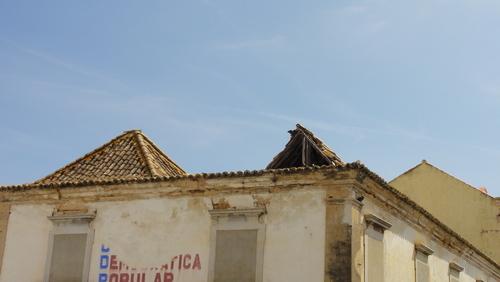 Faro, Near Church Nossa Senhora do Carmo