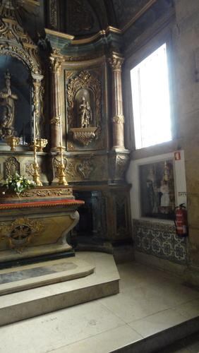 Faro, Church Sao Pedro