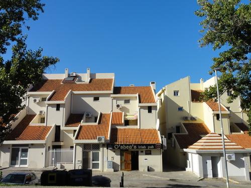 Vilamoura: Fake Village Houses