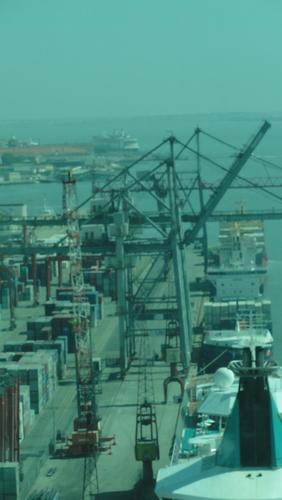 Lisboa Harbour