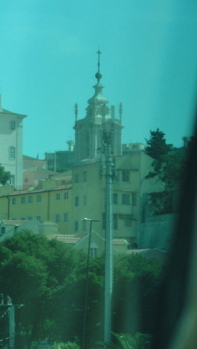 Lisboa, some Church (?)