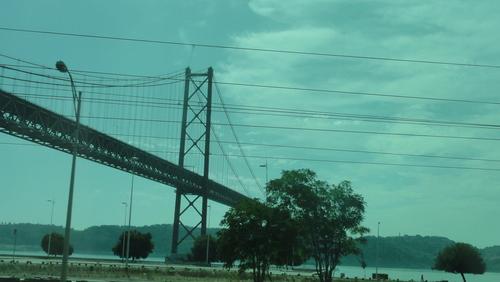 "Bridge ""Ponte 25 de Abril"""