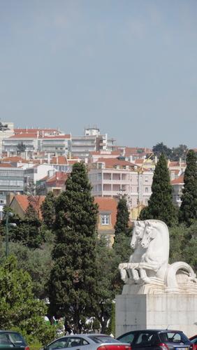 Lisboa, Horse Monument