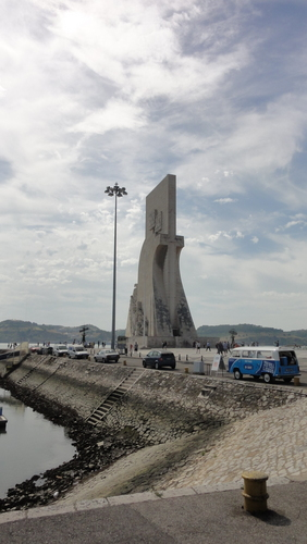 Lisboa, Discoverers' Monument
