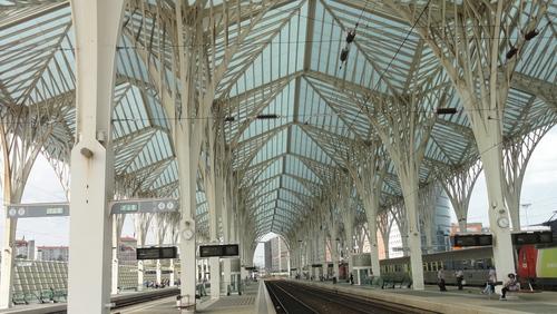 Lisboa-Oriente Station