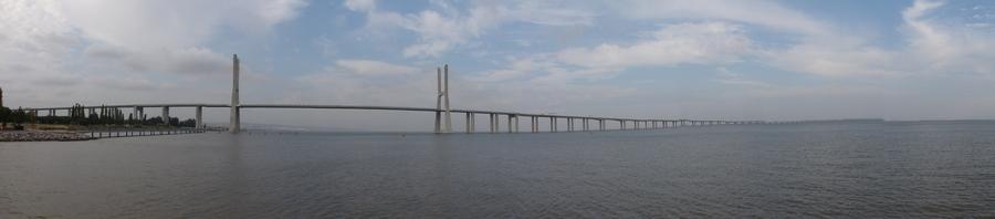 """Lisboa, Bridge """"Vasco da Gama"""""""