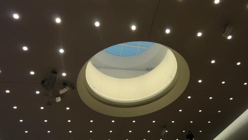 Potsdamer Landtag / Plenarsaal Kuppel