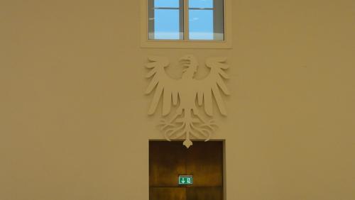 Potsdamer Landtag / Plenarsaal Adler