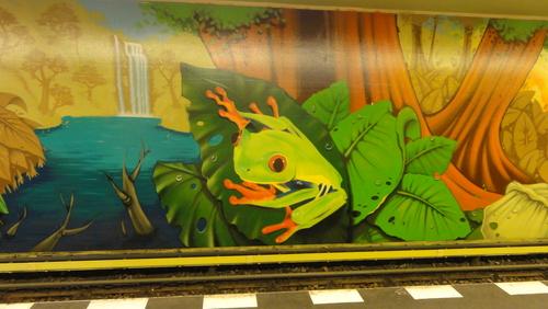 Frosch at U-Bismarckstraße