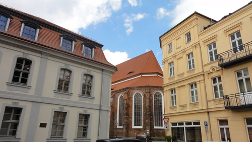 "Cottbus ""Upper Church"" St. Nicolai"