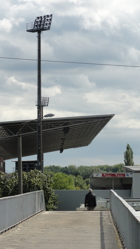 "Cottbus, ""Stadium of Friendship"""