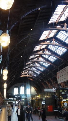 Copenhagen Central Station, Denmark