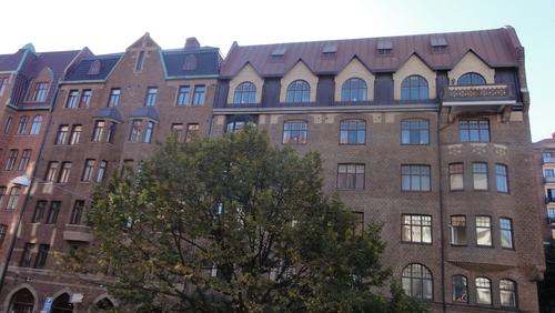 Gothenburg Houses