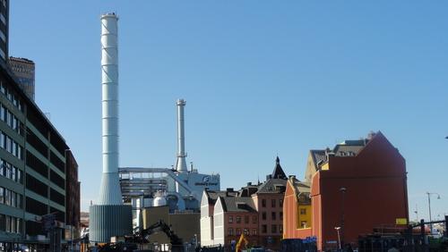 Gothenburg Power Plant