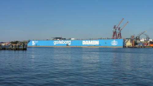Gothenburg Harbour