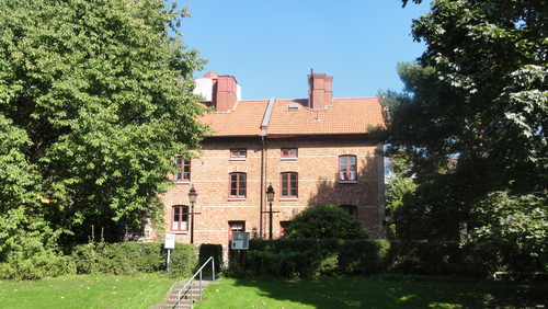 Gothenburg, Old Corset Factory