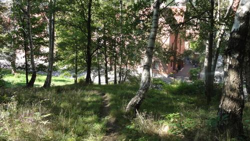 Gothenburg, Towards Landala