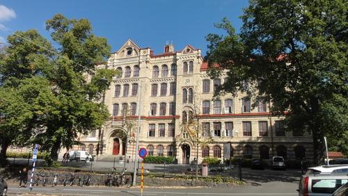 Gothenburg, University Area