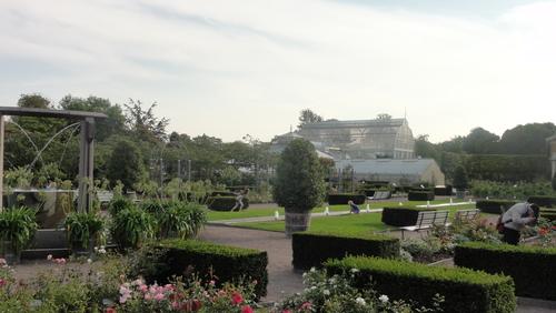 Gothenburg City, Botanical Garden