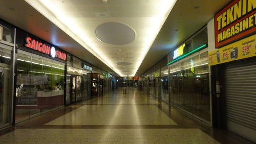 Gothenburg:  Norland Shopping Center