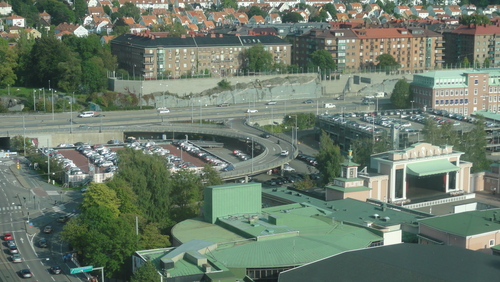 Gothenburg:  Liseberg