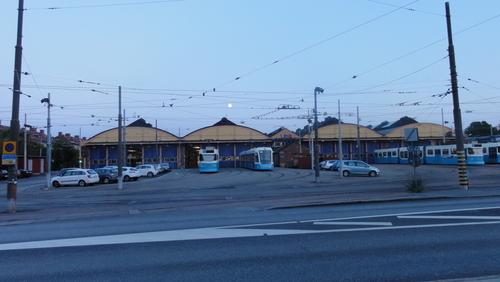 Gothenburg:  Vagnhallen Majorna